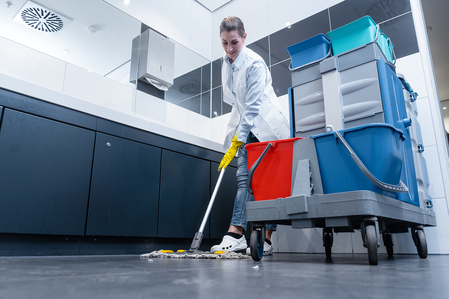 professional medical office cleaning services