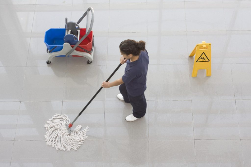 affordable janitorial service near me