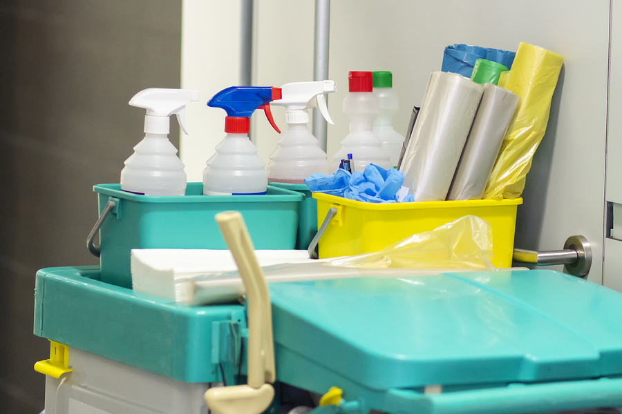 affordable medical cleaning services in Milwaukee